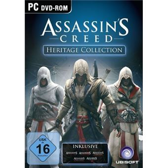 Assassin's Creed Heritage Collection PC