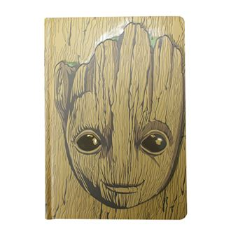 Caderno A5 Marvel Gotg Groot