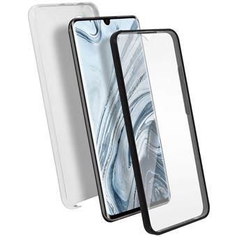 Capa Proteção Avizar para Xiaomi Mi Note 10 /10 Pro | Proteção Retaguarda e Frente Suave - Bege