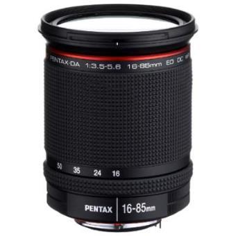 Pentax PTX 21387 lente de máquina fotográfica