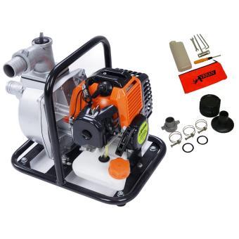 Bomba de Motor Varan Motors  3Hp Gasolina 52Cc 1500L / H laranja