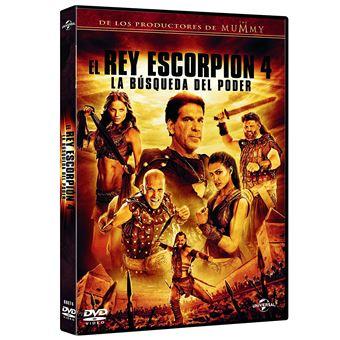 El Rey Escorpion 4: La Busqueda Del Poder / The Scorpion King: The Lost Throne