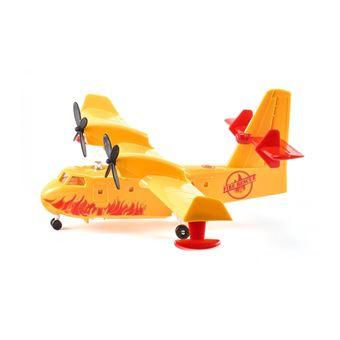 Siku 1793 Pré-montado Aeronave de asas rotativas modelo de avião Laranja e Amarelo