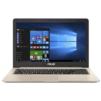"""Portátil ASUS N580GD-E4154R i7 SSD 256GB 15.6"""" Dourado"""