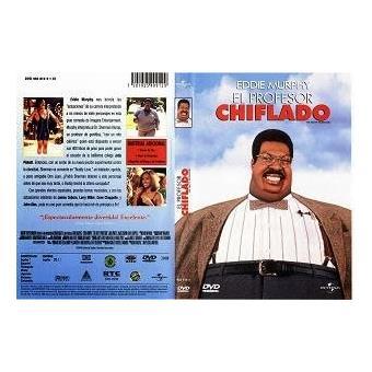 El profesor chiflado / The Nutty Professor (DVD)