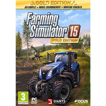 Farming Simulator 15 Gold Edition PC