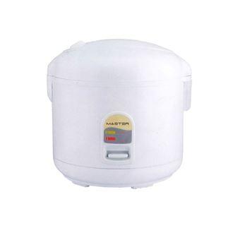 Master CR01 panela de arroz Branco 700 W
