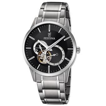 62923335508 Relógio Festina F6845 4 CAB.AUTOM.ACE.ESF.NEGRO. - Outros Relógios - Compra  na Fnac.pt