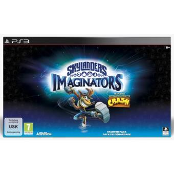 Skylanders Imaginators Crash Edition - PS3