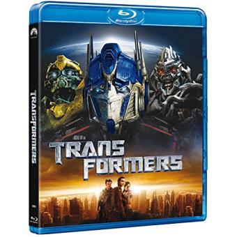 Transformers (BD) (Referencia 1 Disco)