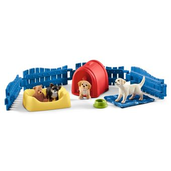 Acessório de Brincar Parque para Cachorros Schleich