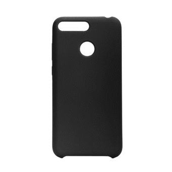 Capa Silicone Forcell para Huawei Y6 2019 Preta