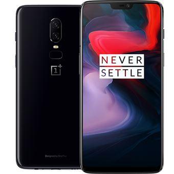Smartphone Oneplus 6 - 128GB - Black Mirror