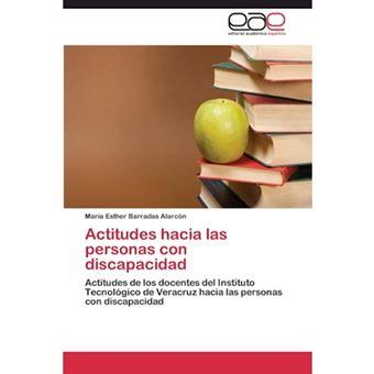 Actitudes Hacia Las Personas Con Discapacidad - Paperback / softback - 2013