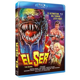 The Being / El ser (Blu-ray)