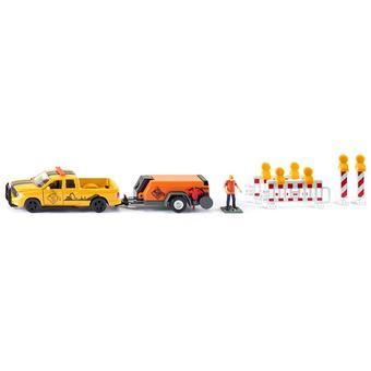 Siku 3505 Modelo de camião/atrelado 1:50 modelo de veículo terrestre