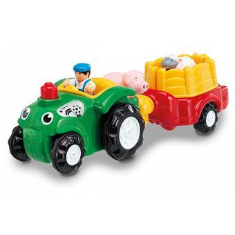 WOW Toys 10318 brinquedo sobre rodas Assorted colours e Preto e Verde e Vermelho e Branco e Amarelo