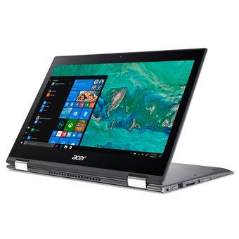 "Portátil Híbrido Acer SP513-53N-56CG i5 8GB 13.5"" Cinzento"