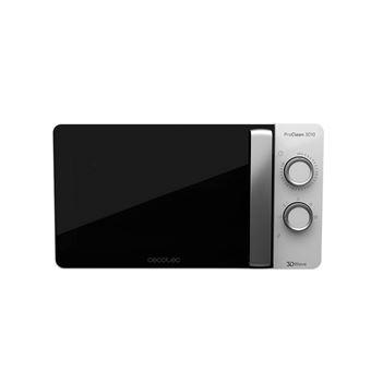 Micro-ondas Cecotec 01522 700W 20L Preto, Branco