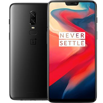 Smartphone Oneplus 6 - 128GB - Midnight Black