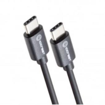 Cabo USB SYBA USB C - USB C Preto