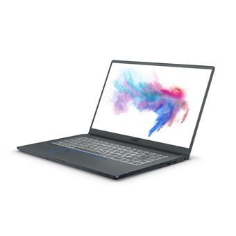 "Portátil MSI 15 A10SC-007ES i7 1512GB 15.6"" Cinzento"