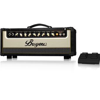 Bugera V22HD INFINIUM amplificador de áudio 2.0 canais Performance/palco Bege, Preto