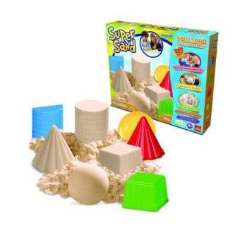 Areia Modeladora Goliath 83216 SuperSand Clássico