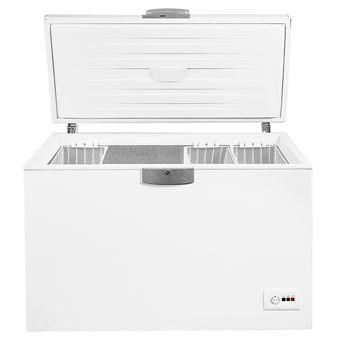 Arca Congeladora Horizontal Beko HSA 47520 451L A+ Branco