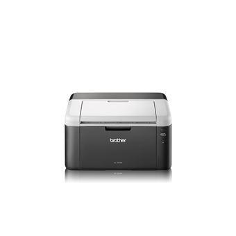 Impressora a Laser P&B Brother HL-1212WVB Wi-Fi Preto