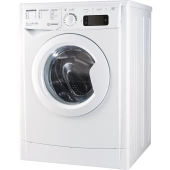 Máquina de Lavar Roupa Indesit EWE 81283 W EU/1 A+++ 8KG Branco