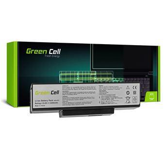 Bateria Greencell para Asus N71 K72 K72J K72F K73SV N71 N73 N73S N73SV X73S