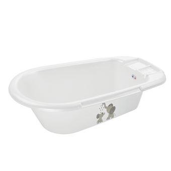 Rotho Badewanne Bella Bambina banho do bebé Polipropileno (PP) Branco 15 l
