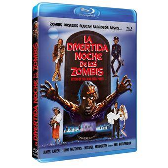 Return of the Living Dead: Part II / La Divertida Noche de los Zombies 1988 (Blu-ray)