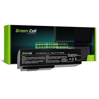 Bateria Greencell para Asus G50 G51 G60 M50 M50V N53 N53SV N61 N61VG N61JV
