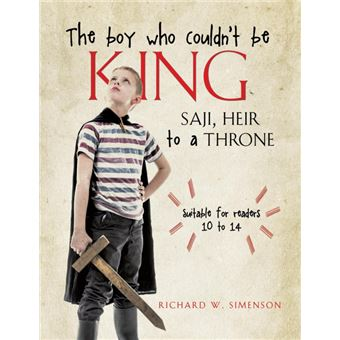 the Boy Who Couldnt Be King Paperback -