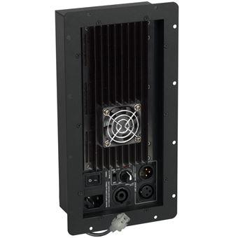 JB Systems AVM-1 amplificador de áudio Preto