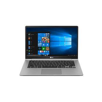 Portátil LG 14Z980-G.AA52B 14' i5-8250U 8 GB RAM 256 GB SSD Cinzento