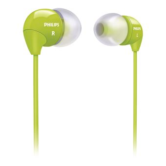 Auriculares Philips SHE3590GN/10 Verde