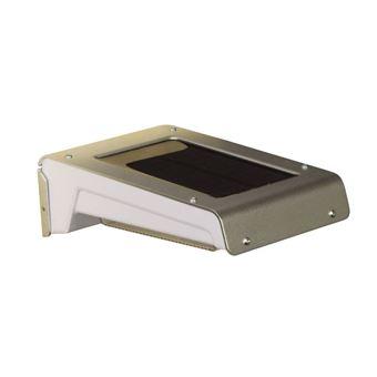 Candeeiro de Parede Luxbright para jardim LED solar Madison 34105