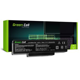 Bateria Greencell para Asus F2 F2J F3 F3S F3E F3F F3K F3SG F7 M51