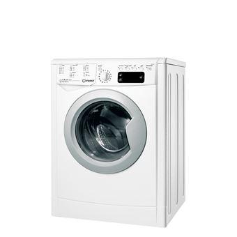 Máquina de Lavar Roupa Carga Frontal Indesit IWE 81283 SL 8Kg A+++ Branco