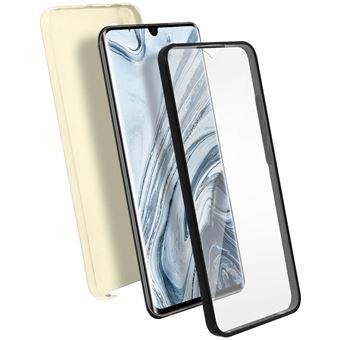 Capa Proteção Avizar para Xiaomi Mi Note 10 /10 Pro Proteção e Frente Suave - Dourado