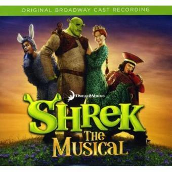 Shrek-the Musical