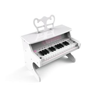 iDance MP 1000 piano digital Branco 25 teclas