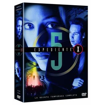 Expediente X - T5 / The X-Files Season  5