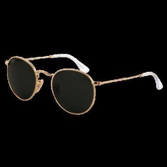 2f96cfd34 Óculos de Sol Ray-Ban RB 3447 001 - Round Metal - Óculos de Sol Unissexo -  Compra na Fnac.pt