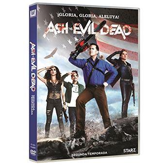 Ash Vs Evil Dead Temporada 2 (2DVD)