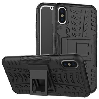 Capa Pneu Anti-Choque Resistente Multi4you para Apple iPhone X - Preto
