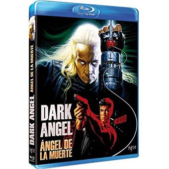 Dark Angel: I Come in Peace (1990) / Dark Angel - Angel de la Muerte (Blu-ray)